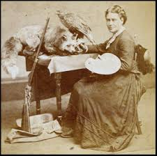 Martha Maxwell - photo from national cowboy museum