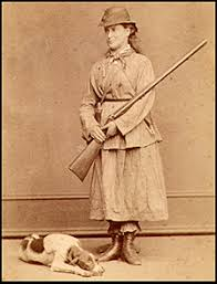 Martha Maxwell - this photo also from national cowboy musuem